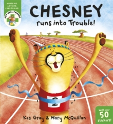 Chesney Runs into Trouble, Paperback