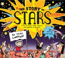 The Story of the Stars, Hardback Book