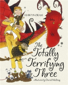 The Totally Terrifying Three, Paperback