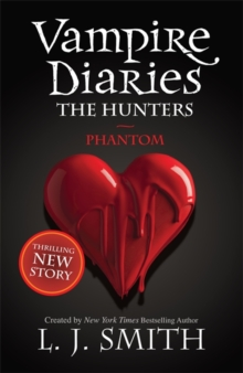 The Vampire Diaries: Phantom, Paperback Book