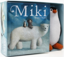 Miki Box Set (Book and Plush), Paperback Book