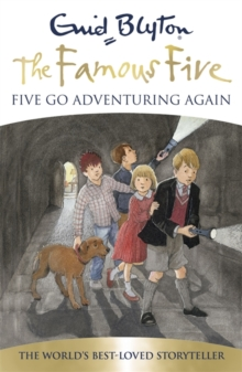 Five Go Adventuring Again, Paperback