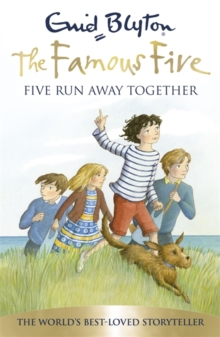 Five Run Away Together, Paperback