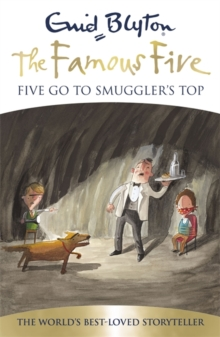 Five Go to Smuggler's Top, Paperback