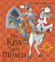 The Kiss That Missed, Board book