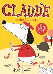 Claude in the Country, Paperback Book