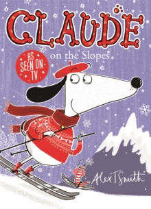 Claude on the Slopes, Paperback