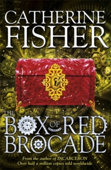 The Box of Red Brocade, Paperback