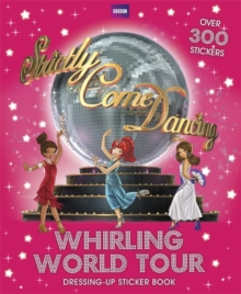 Whirling World Tour Sticker Book, Paperback