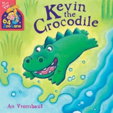 Kevin the Crocodile, Paperback Book