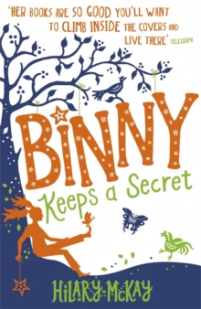 Binny Keeps a Secret, Paperback