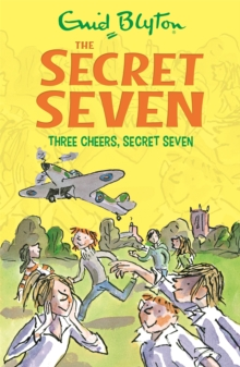 Three Cheers, Secret Seven, Paperback Book