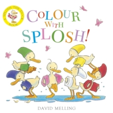 Colour with Splosh, Board book Book