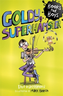 Goldy, Superhamster : Book 14, Paperback Book