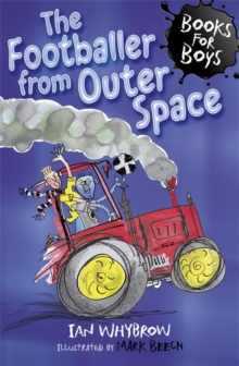 The Footballer from Outer Space, Paperback