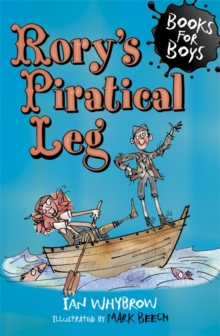 Rory's Piratical Leg, Paperback