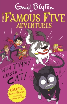 When Timmy Chased the Cat, Paperback Book