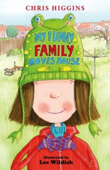My Funny Family Moves House, Paperback Book