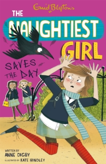 Naughtiest Girl Saves the Day, Paperback Book