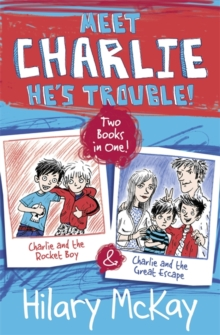 Charlie and the Rocket Boy and Charlie and the Great Escape, Paperback