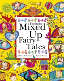 Favourite Mixed Up Fairy Tales, Paperback