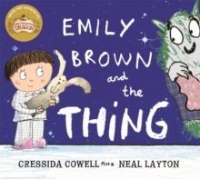 Emily Brown and the Thing, Paperback