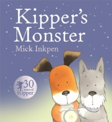 Kipper's Monster, Paperback Book