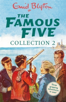The Famous Five Collection : Books 4-6, Paperback