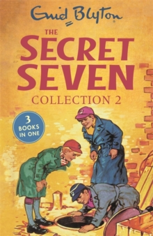The Secret Seven Collection 2 : Books 4-6, Paperback