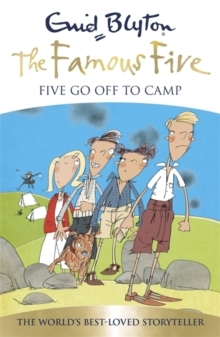 Five Go off to Camp, Paperback
