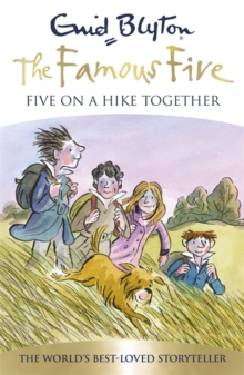 Five on a Hike Together, Paperback