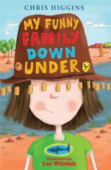 My Funny Family Down Under, Paperback Book