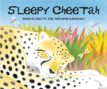 Sleepy Cheetah, Hardback