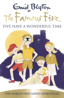 Five Have a Wonderful Time, Paperback Book