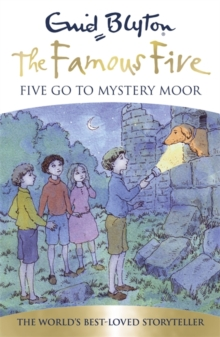 Five Go to Mystery Moor, Paperback