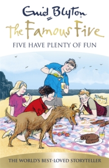 Five Have Plenty of Fun, Paperback Book