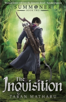 The Inquisition : Book 2, Hardback