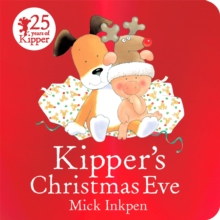 Kipper's Christmas Eve, Board book