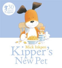 Kipper's New Pet, Paperback
