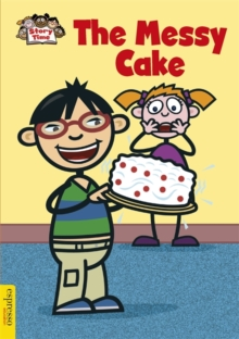 The Messy Cake, Paperback