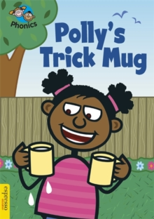 Polly's Trick Mug : Level 4, Paperback Book