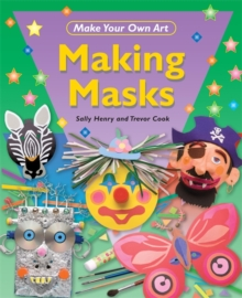 Making Masks, Paperback Book
