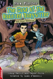 The Case of the Haunted Babysitter and Other Mysteries, Paperback