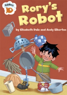 Rory's Robot, Paperback