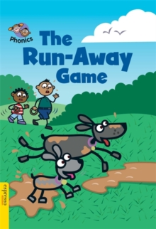 The Run-Away Game : Level 5, Paperback Book