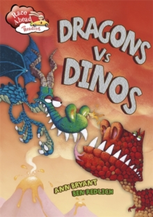 Dragons v Dinos, Paperback Book