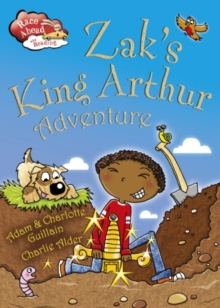 Zak's King Arthur Adventure, Paperback