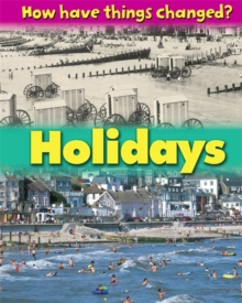 Holidays, Paperback Book