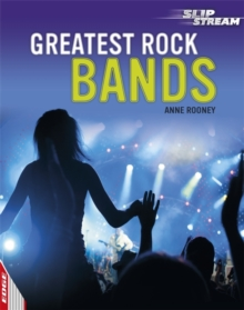 Greatest Rock Bands, Hardback Book