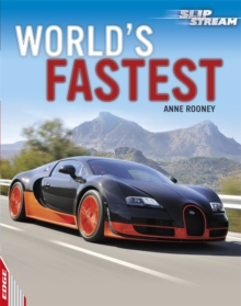 World's Fastest, Paperback Book